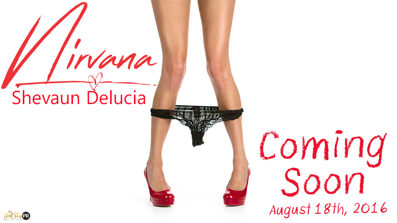 COVER REVEAL & GIVEAWAY: NIRVANA by Shevaun DeLucia
