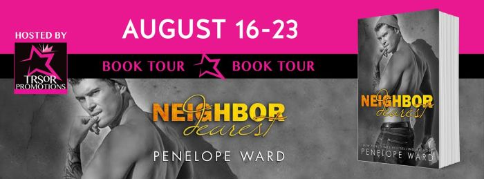 neighbor dearest book tour