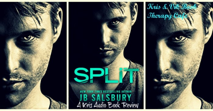 AUDIO REVIEW: Split by J.B. Salsbury