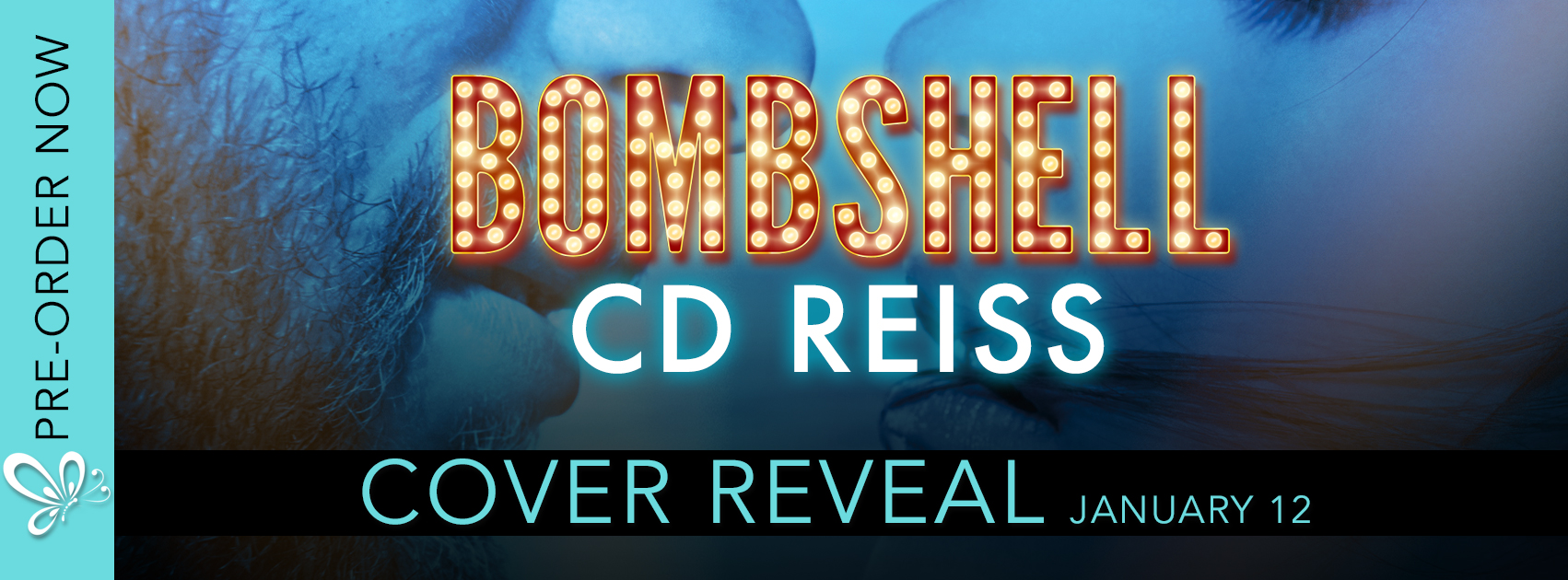 COVER REVEAL: BOMBSHELL by CD Reiss
