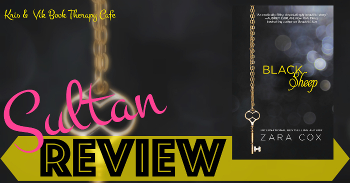 REVIEW, EXCERPT & GIVEAWAY: BLACK SHEEP by Zara Cox