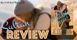 REVIEW: THE BEAUTIFUL NOW by M. Leighton
