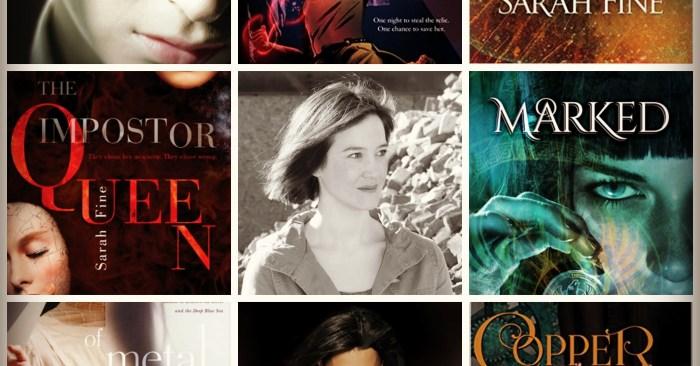 AUTHOR SPOTLIGHT: Sarah Fine #Paranormal #YA #SciFi #Fantasy You Should Be Reading