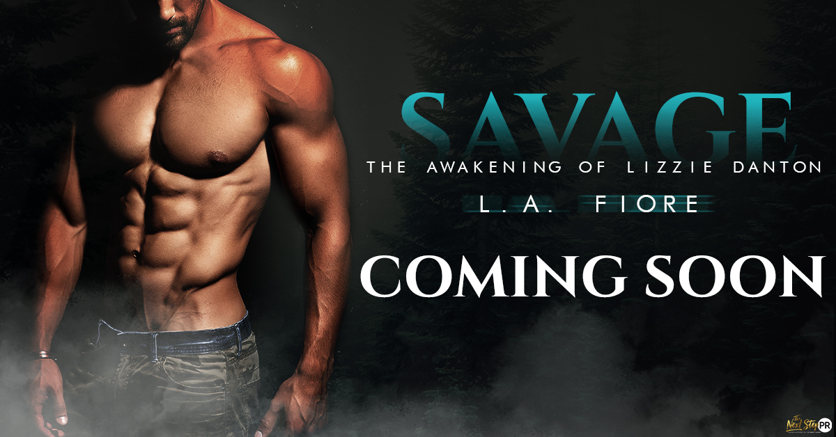 COVER REVEAL: SAVAGE by L. A. Fiore