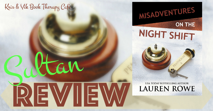 REVIEW: MISADVENTURES ON A NIGHT SHIFT by Lauren Rowe