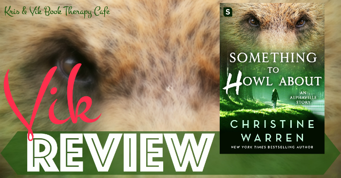 REVIEW: SOMETHING TO HOWL ABOUT by Christine Warren