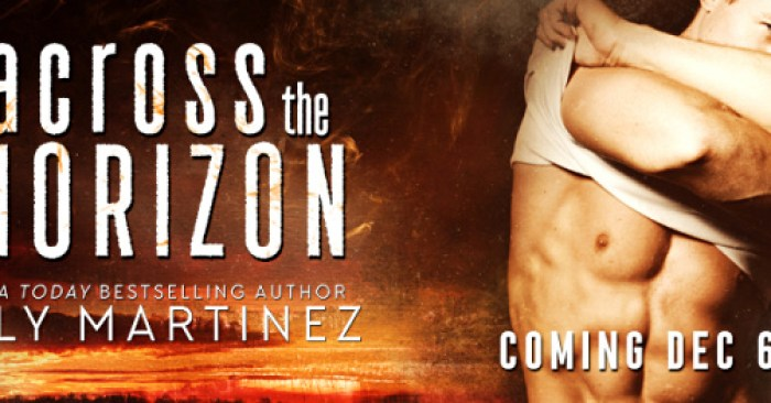 COVER REVEAL: ACROSS THE HORIZON by Aly Martinez