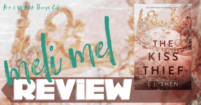 REVIEW & EXCERPT: THE KISS THIEF by L.J. Shen