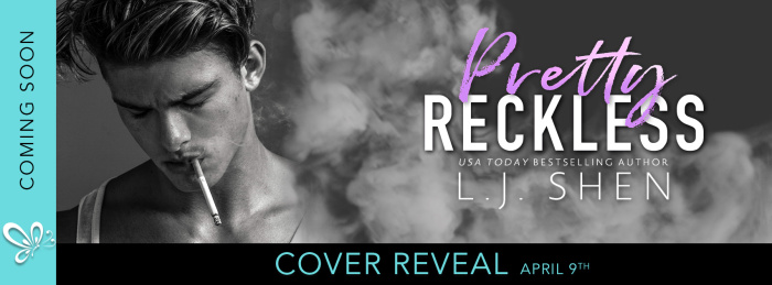 COVER REVEAL: PRETTY RECKLESS by L.J. Shen