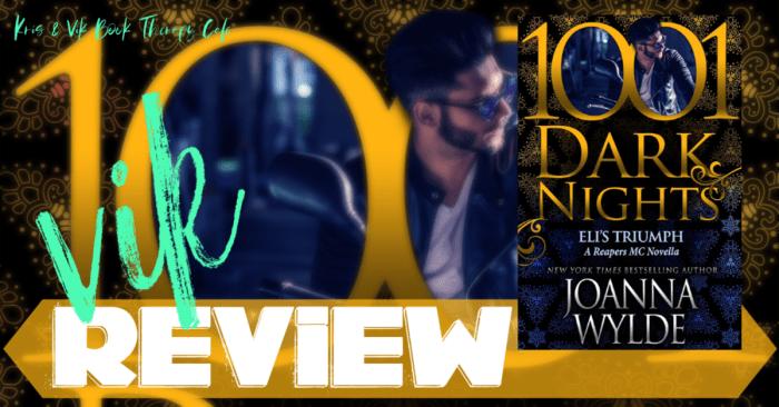 ✔ #NewRelease REVIEW & EXCERPT: ELI'S TRIUMPH by Joanna Wylde