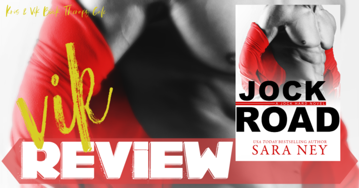 ✔ #NewRelease REVIEW: JOCK ROAD by Sara Ney