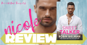 REVIEW: SWEET TALKER by Robin Bielman