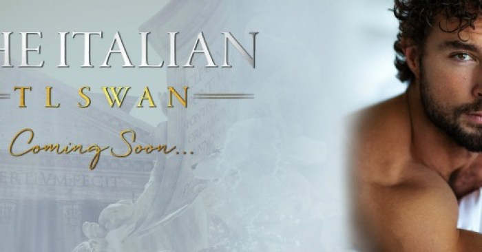 COVER REVEAL & GIVEAWAY: THE ITALIAN by T L Swan