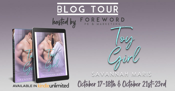 Toy Girl BLOG TOUR GROUP Banner