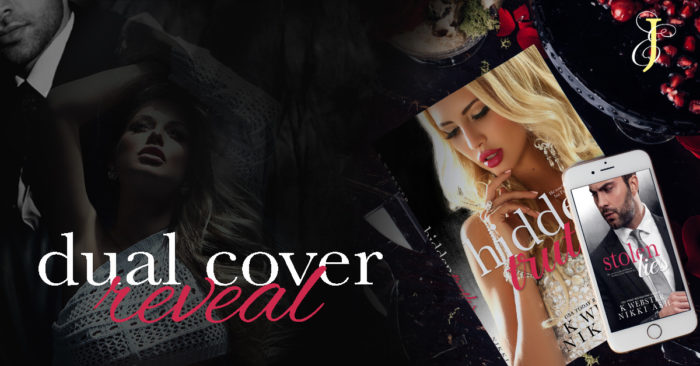 COVER AND BLURB REVEAL: TRUTH AND LIES Duet by K Webster & Nikki Ash