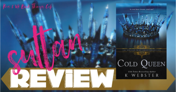 ✔ #NewRelease REVIEW & GIVEAWAY: COLD QUEEN by K. Webster