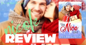 REVIEW: THE NICE LIST by Avery Scott