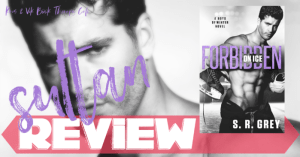 REVIEW: FORBIDDEN ON ICE by SR Grey