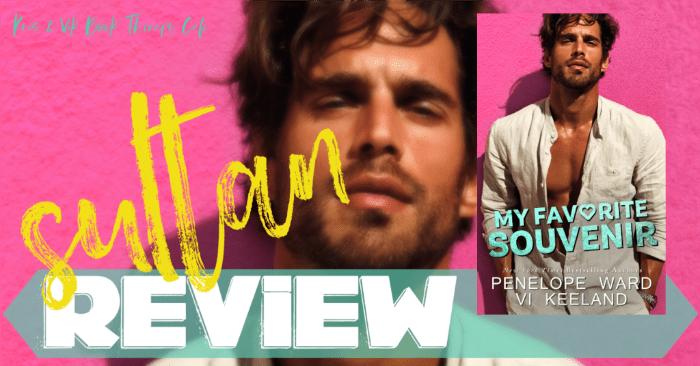 ✔ #NewRelease REVIEW: MY FAVORITE SOUVENIR by Penelope Ward & Vi Keeland