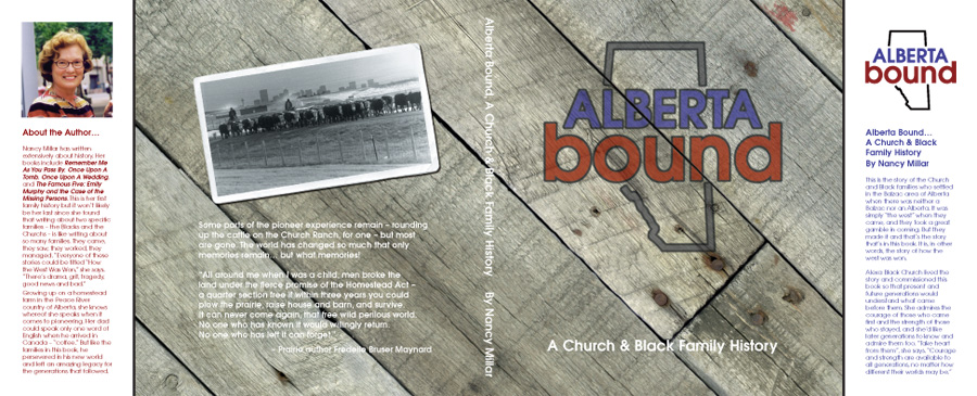 Alberta Bound - Church Ranches