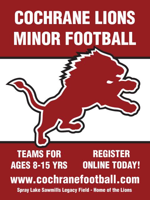Cochrane Minor Football