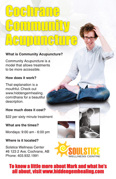 Cochrane Community Accupuncture