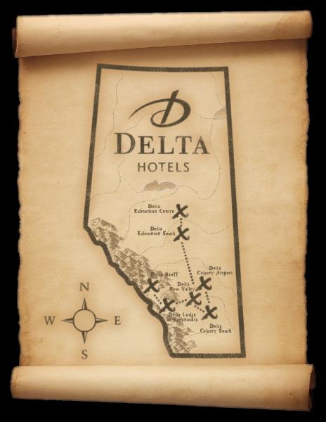 Delta Hotels - Alberta