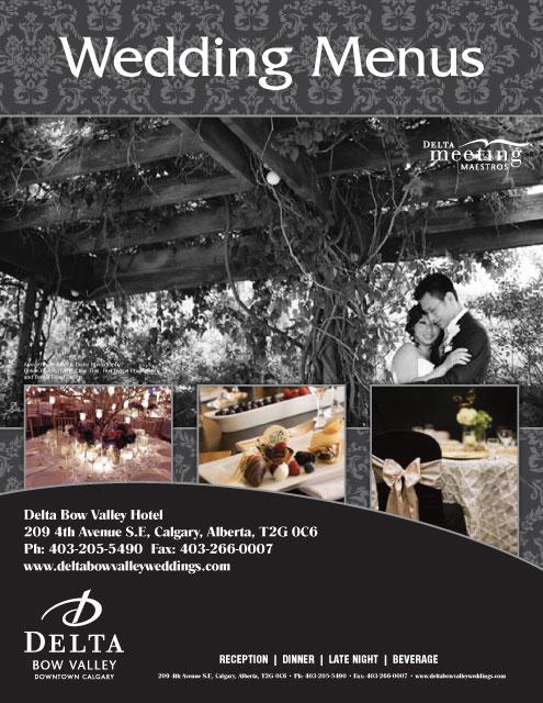 Delta Bow Valley Wedding Planner