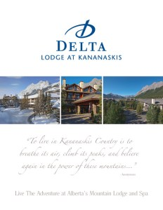Delta Lodge at Kananaskis