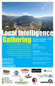 Local Intelligence Gathering