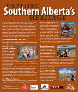 Southern Alberta Historic Sites