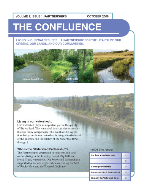 The Confluence Newsletter