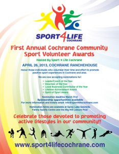 Sport 4 Life Volunteer Appreciation