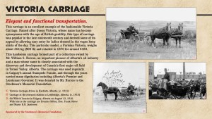 The Western Heritage Centre (1 in a series of 356 text panels)