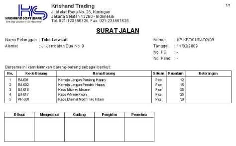 Software Inventory Program Stok Barang Gudang Gratis