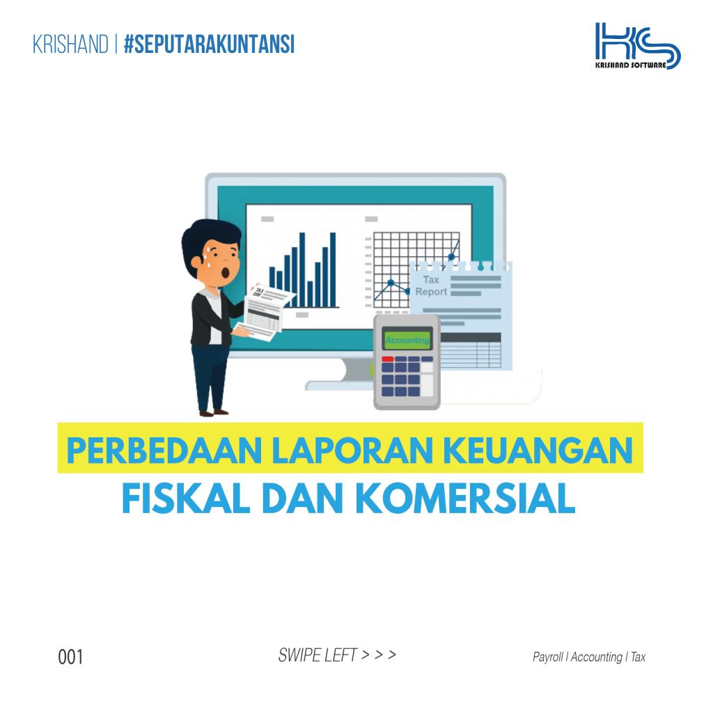 Laporan Keuangan Fiskal Komersial