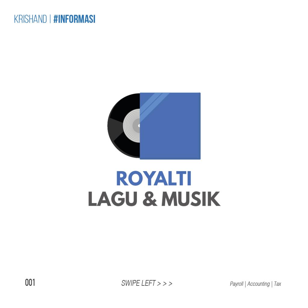 Royalti Hak Cipta Lagu