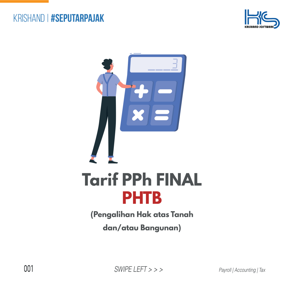 Tarif PPh Final PHTB