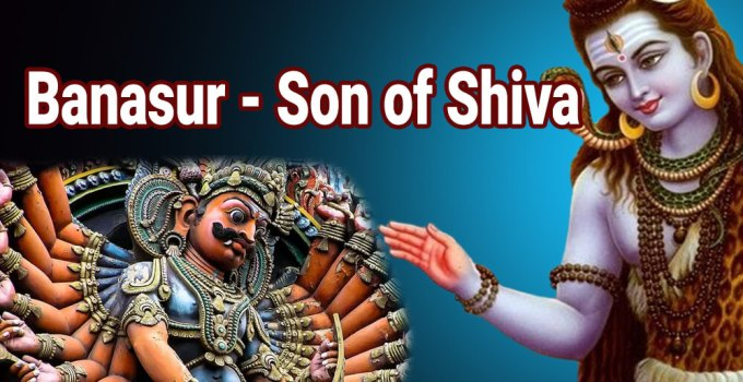 Banasur - Son of Shiva - Krishna Kutumb