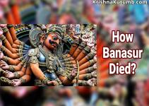How Banasur Died - Birth of Parvati as Kumari - Krishna Kutumb