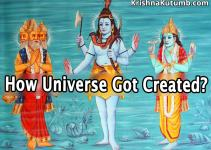 How this universe got created - Shiva and Sati story - Krishna Kutumb