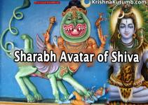 Sharabh Avatar of Shiva - Sharbheshwar - Krishna Kutumb