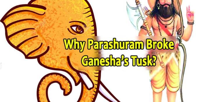 Why Parashuram Broke Ganesha's Tusk - Krishna Kutumb