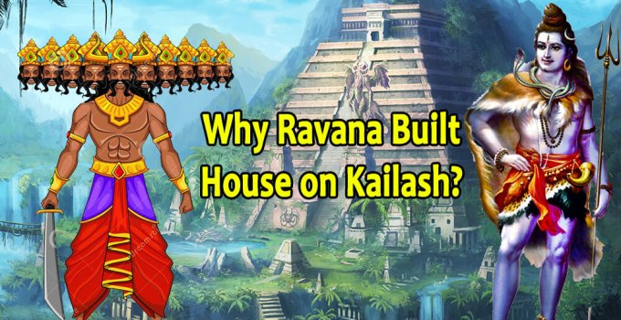 Why Ravana Built House on Kailash - Krishna Kutumb