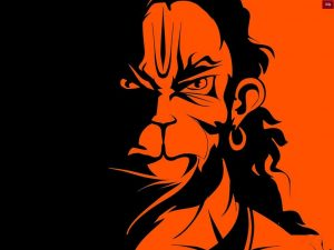 Lord Hanuman Wallpaper for Mobile - Krishna Kutumb™