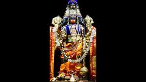 Panchmukhi Hanuman Ji Real Photo Full HD 1920x1080 - Krishna Kutumb™