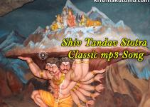 Shiv Tandav Stotra Mp3 Song - Krishna Kutumb™ Blog