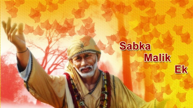 Sai Baba wallpaper HD