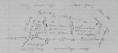 Amanuensis Monday — Partition of Thomas Kinnard's Estate