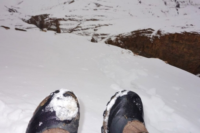 My Northface Chillkat shoes  performed perfectly